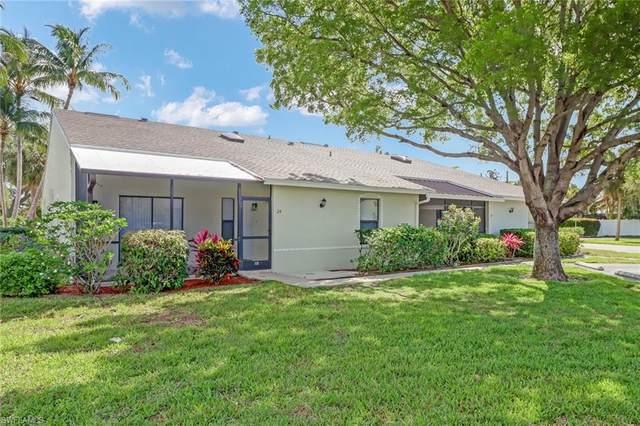5110 SW Courtyards Way #24, Cape Coral, FL 33914 (MLS #221033691) :: Florida Homestar Team