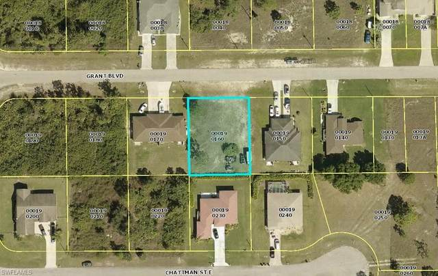 664 Grant Boulevard, Lehigh Acres, FL 33974 (MLS #221033706) :: Tom Sells More SWFL | MVP Realty