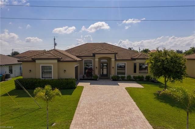 5419 Agualinda Boulevard, Cape Coral, FL 33914 (MLS #221033708) :: Clausen Properties, Inc.