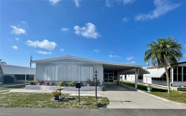 3400 Rainbow Lane, North Fort Myers, FL 33903 (MLS #221033776) :: BonitaFLProperties