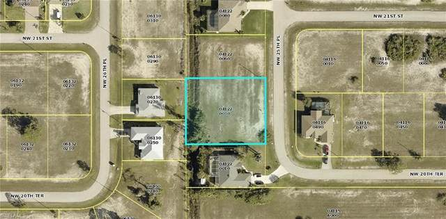 2020 NW 25th Place, Cape Coral, FL 33993 (MLS #221033814) :: Domain Realty