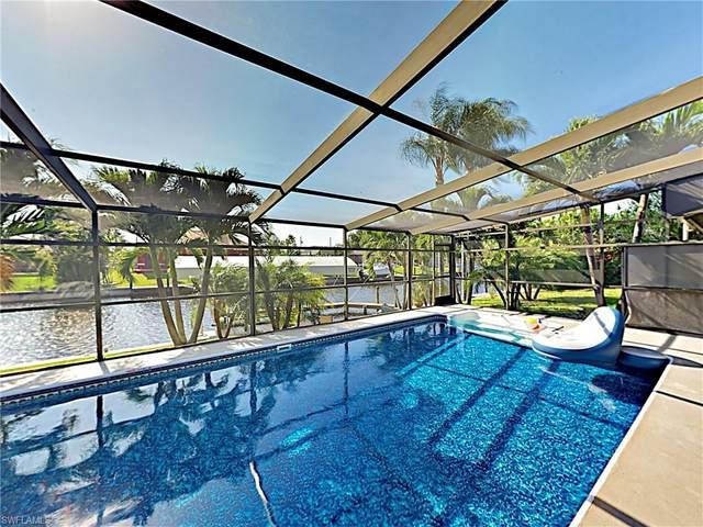 2810 SE 20th Avenue, Cape Coral, FL 33904 (MLS #221033861) :: Tom Sells More SWFL | MVP Realty