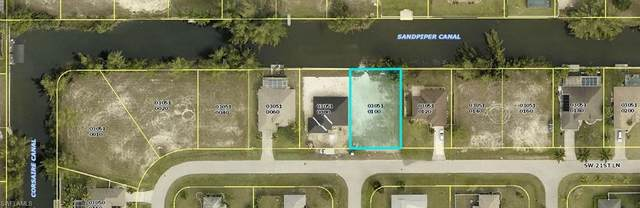 325 SW 21st Lane, Cape Coral, FL 33991 (MLS #221033870) :: Wentworth Realty Group