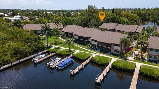 7532 Captains Harbor Drive #702, Bokeelia, FL 33922 (MLS #221033965) :: RE/MAX Realty Team