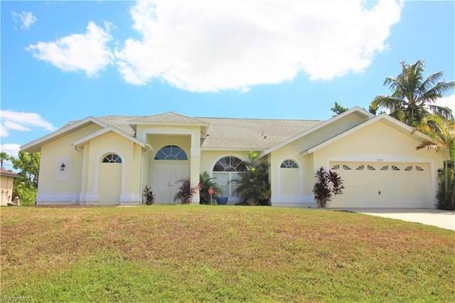 216 SE 4th Terrace, Cape Coral, FL 33990 (MLS #221034058) :: Clausen Properties, Inc.