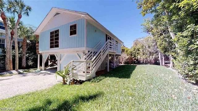 9195 Dimmick Drive, Sanibel, FL 33957 (MLS #221034131) :: Domain Realty