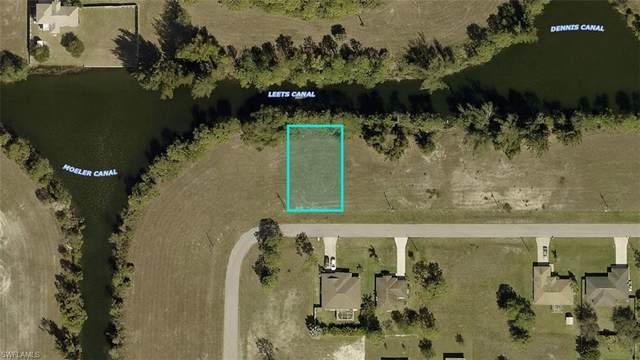 2023 NE 33rd Terrace, Cape Coral, FL 33909 (MLS #221034170) :: Clausen Properties, Inc.