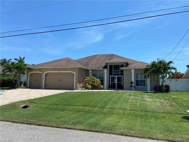 138 SE 29th Street, Cape Coral, FL 33904 (MLS #221034316) :: Dalton Wade Real Estate Group