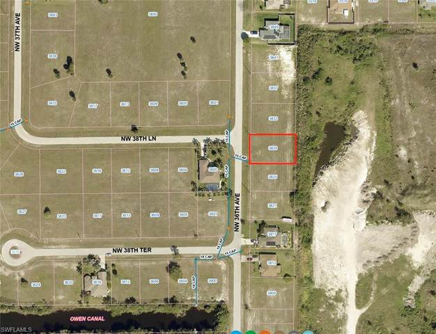 3829 NW 36th Avenue, Cape Coral, FL 33993 (MLS #221034340) :: Dalton Wade Real Estate Group