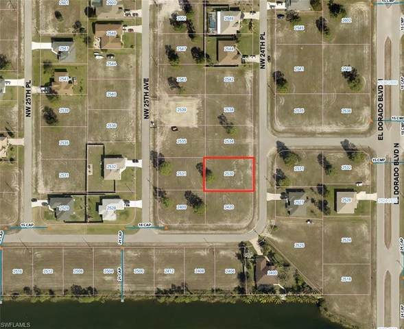 2530 NW 24th Place, Cape Coral, FL 33993 (MLS #221034362) :: Dalton Wade Real Estate Group