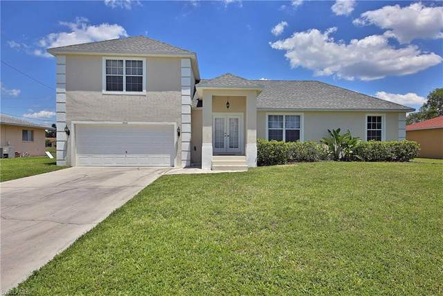 1909 SE 5th Place, Cape Coral, FL 33990 (MLS #221034423) :: Coastal Luxe Group Brokered by EXP