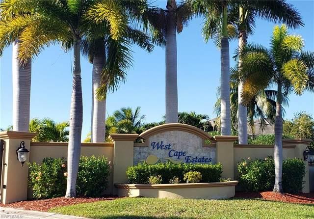 898 W Cape Estates Circle, Cape Coral, FL 33993 (MLS #221034447) :: Tom Sells More SWFL   MVP Realty