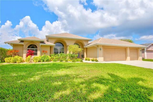 2804 SW 29th Place, Cape Coral, FL 33914 (MLS #221034562) :: Clausen Properties, Inc.