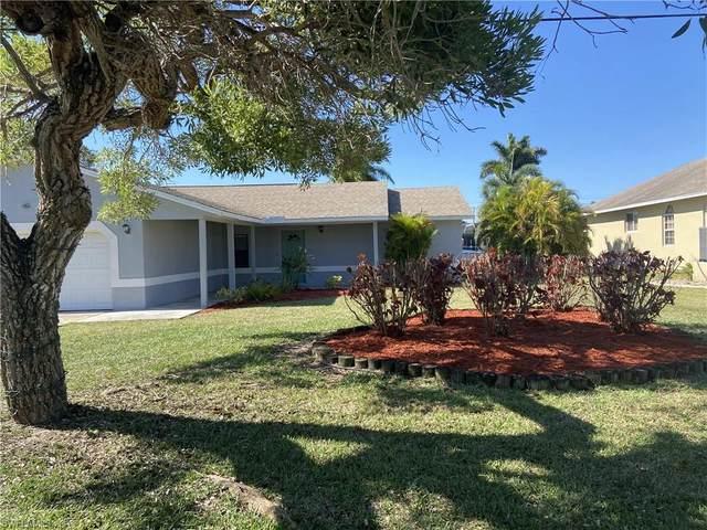 121 SE 40th Terrace, Cape Coral, FL 33904 (MLS #221034679) :: Florida Homestar Team