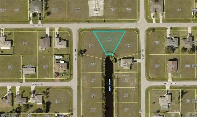 2028 NE 15th Lane, Cape Coral, FL 33909 (MLS #221034697) :: BonitaFLProperties