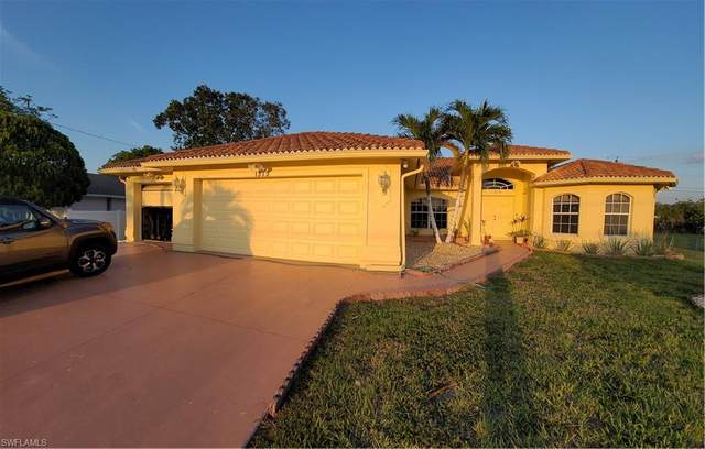 1313 NE 4th Avenue, Cape Coral, FL 33909 (MLS #221034738) :: BonitaFLProperties