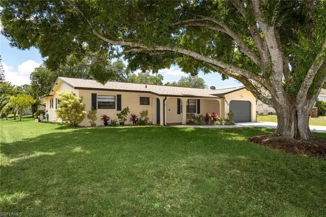 302 SE Van Loon Terrace, Cape Coral, FL 33990 (MLS #221034753) :: Premiere Plus Realty Co.