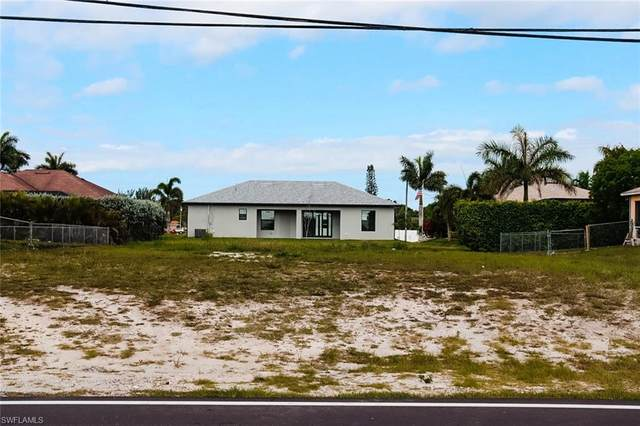 104 Nelson Road N, Cape Coral, FL 33993 (MLS #221034779) :: Domain Realty