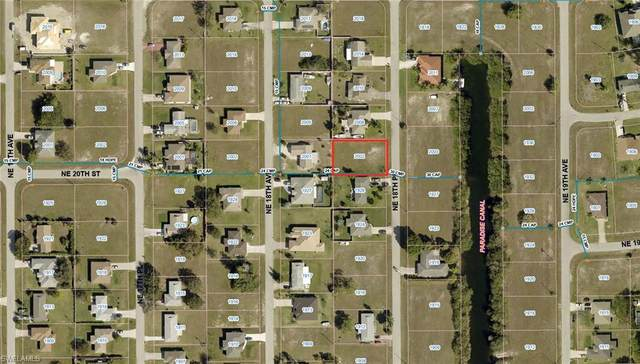 2002 NE 18th Place, Cape Coral, FL 33909 (#221034818) :: Jason Schiering, PA