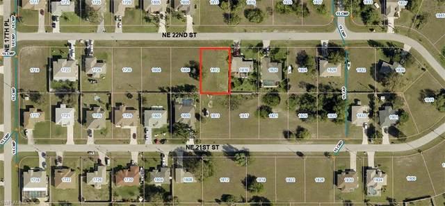 1812 NE 22nd Street, Cape Coral, FL 33909 (#221034819) :: The Dellatorè Real Estate Group