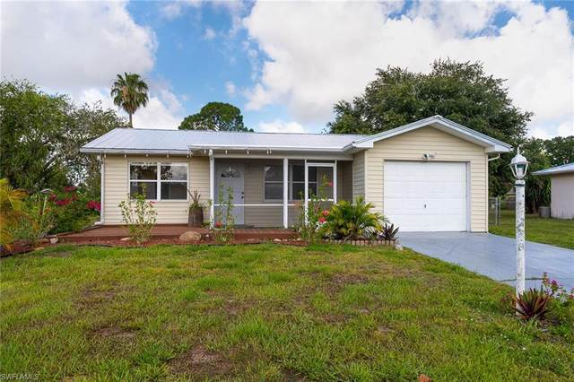 432 Cactus Circle, Lehigh Acres, FL 33936 (MLS #221034837) :: Premier Home Experts