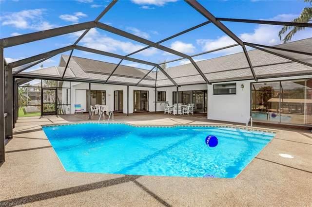 1505 SW 53rd Terrace, Cape Coral, FL 33914 (MLS #221034845) :: Avantgarde