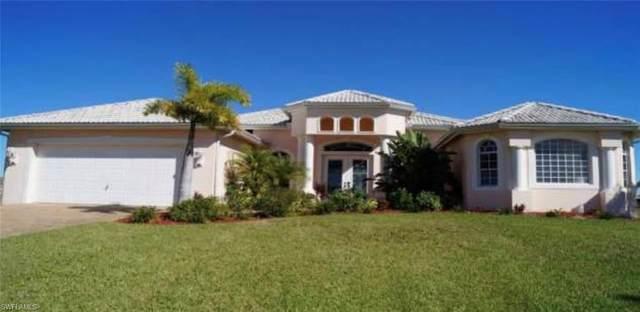 1213 NW 37th Place, Cape Coral, FL 33993 (MLS #221034882) :: Florida Homestar Team