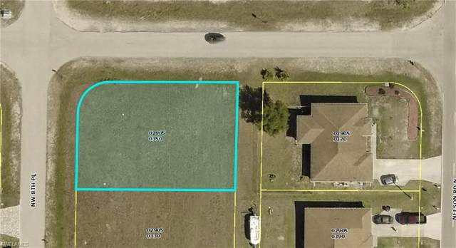 1107 NW 8th Place, Cape Coral, FL 33993 (MLS #221034954) :: Domain Realty