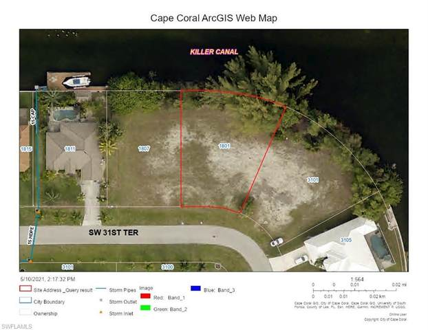 1801 SW 31st Terrace, Cape Coral, FL 33914 (MLS #221035019) :: Domain Realty