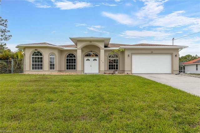 419 Sheldon Avenue, Lehigh Acres, FL 33936 (#221035049) :: The Dellatorè Real Estate Group
