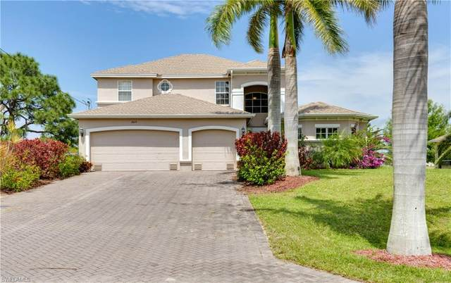 2615 NW 27th Street, Cape Coral, FL 33993 (MLS #221035079) :: Coastal Luxe Group Brokered by EXP