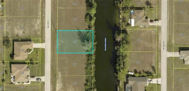 2037 NW 2nd Place, Cape Coral, FL 33993 (MLS #221035110) :: Coastal Luxe Group Brokered by EXP