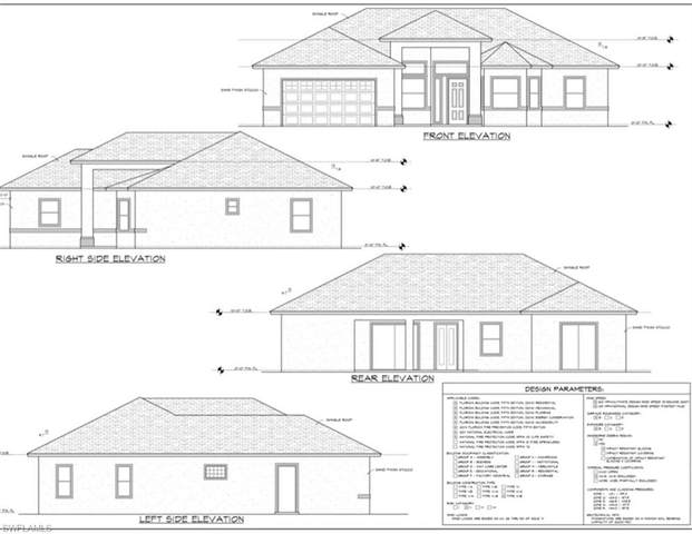 1143 Corry Street E, Lehigh Acres, FL 33974 (MLS #221035125) :: Coastal Luxe Group Brokered by EXP