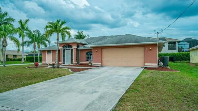 1102 El Dorado Parkway W, Cape Coral, FL 33914 (MLS #221035201) :: RE/MAX Realty Team