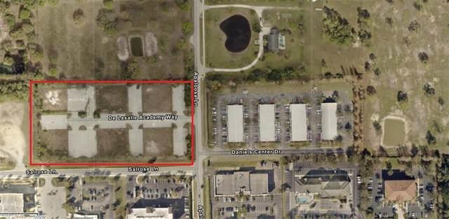 8870-8891 De Lasalle Academy Way, Fort Myers, FL 33912 (MLS #221035217) :: RE/MAX Realty Team