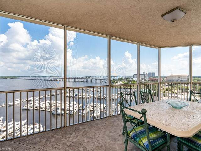 2090 W 1st Street #1206, Fort Myers, FL 33901 (MLS #221035246) :: Avantgarde