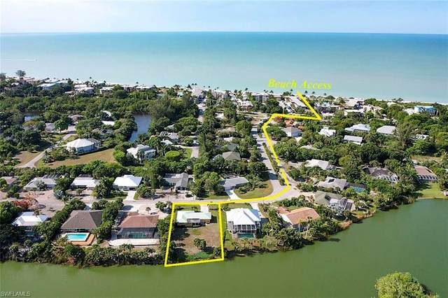 429 Lake Murex Circle, Sanibel, FL 33957 (#221035350) :: The Dellatorè Real Estate Group