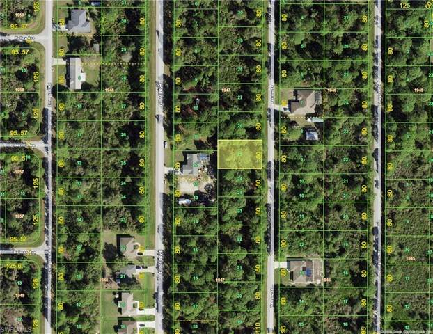 3477 Yarrow Street, Port Charlotte, FL 33981 (MLS #221035452) :: BonitaFLProperties