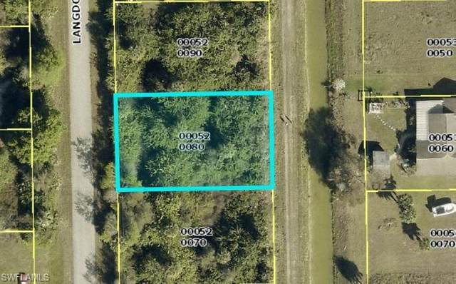 6048 Langdon Avenue, Fort Myers, FL 33905 (MLS #221035468) :: RE/MAX Realty Team