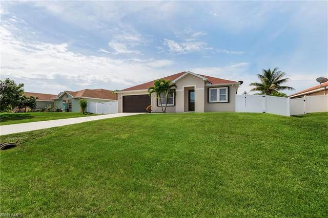 2010 NW 21st Terrace, Cape Coral, FL 33993 (MLS #221035478) :: BonitaFLProperties