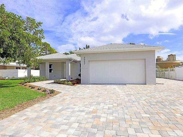 2409 Country Club Boulevard, Cape Coral, FL 33990 (#221035507) :: The Dellatorè Real Estate Group