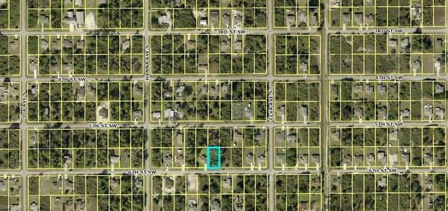 2716 6th Street SW, Lehigh Acres, FL 33976 (MLS #221035596) :: Team Swanbeck
