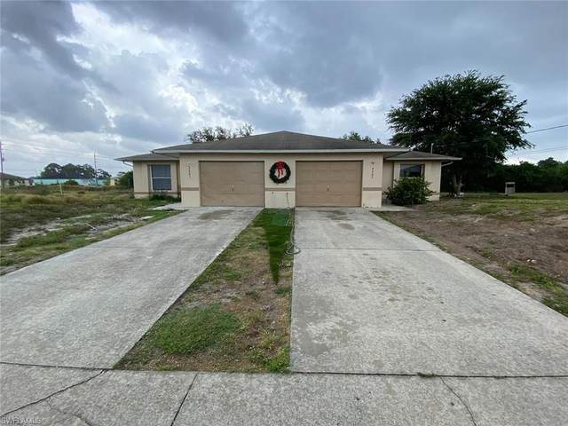4405 / 4407 28th Street SW, Lehigh Acres, FL 33973 (MLS #221035653) :: BonitaFLProperties