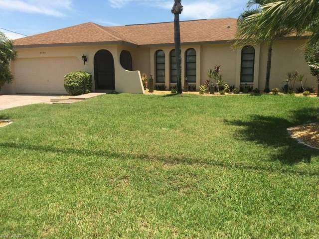 5239 Wisteria Court, Cape Coral, FL 33904 (MLS #221035674) :: RE/MAX Realty Team