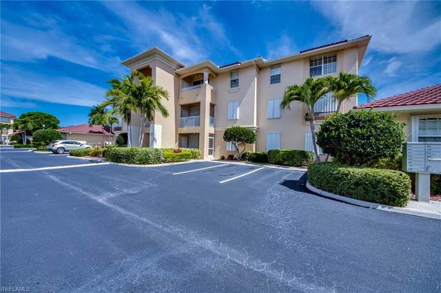 1502 SW 50th Street #103, Cape Coral, FL 33914 (#221035753) :: The Dellatorè Real Estate Group
