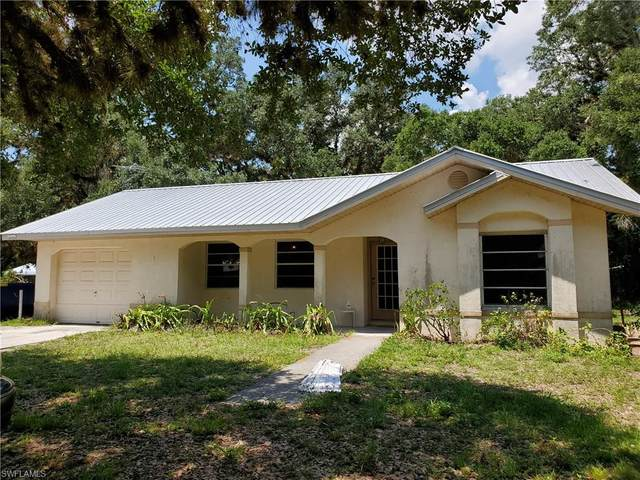 222 Martin Street, Labelle, FL 33935 (MLS #221035783) :: Realty Group Of Southwest Florida