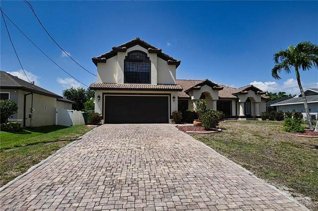 1713 SW 44th Street, Cape Coral, FL 33914 (#221035799) :: The Dellatorè Real Estate Group