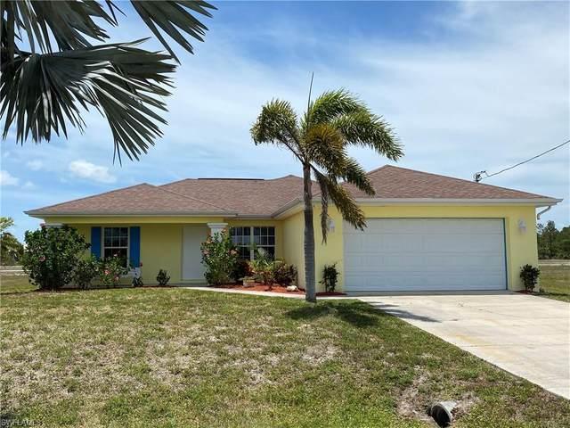 4010 NW 42nd Avenue, Cape Coral, FL 33993 (#221035805) :: The Dellatorè Real Estate Group