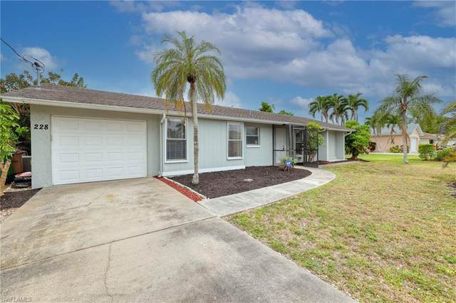 228 SW 43 Lane, Cape Coral, FL 33914 (MLS #221035931) :: RE/MAX Realty Team