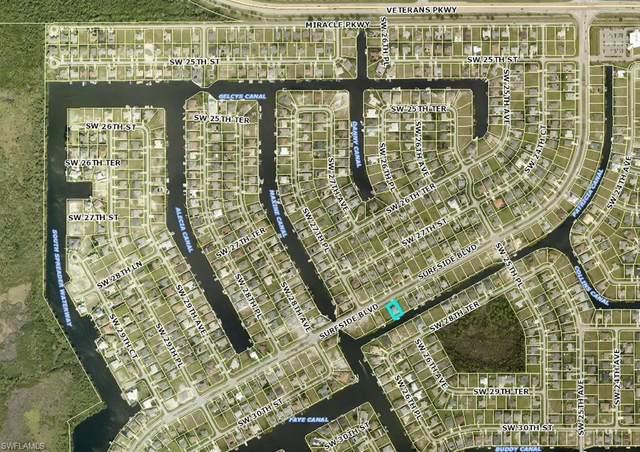 2702 Surfside Boulevard, Cape Coral, FL 33914 (MLS #221036054) :: BonitaFLProperties